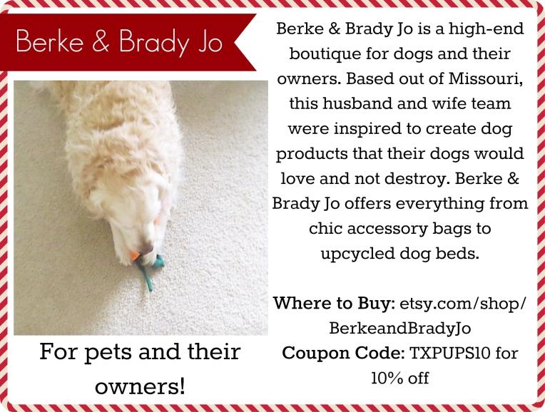 berke and brady jo holiday gift guide