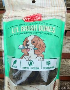 brush bones