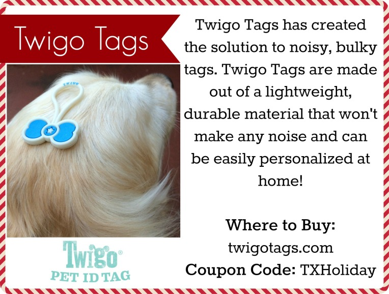 twigo tags holiday gift guide 2014