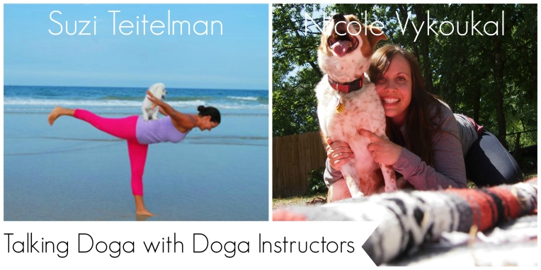 talking doga with doga instructors
